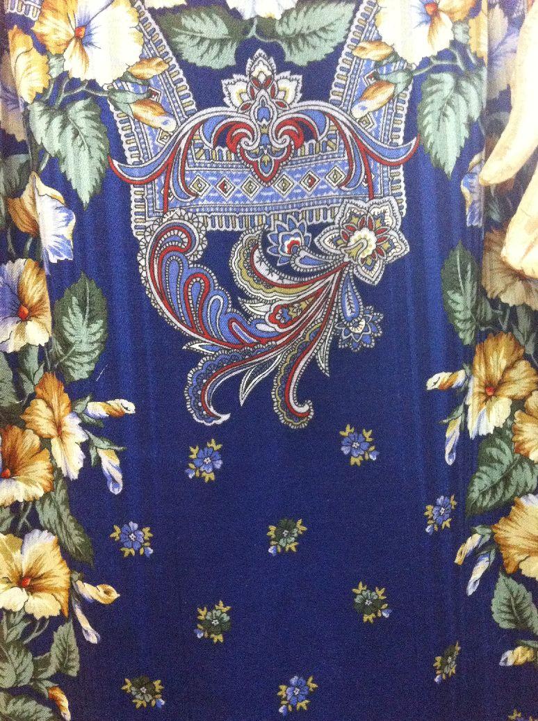 павловопосадские платки в музее шали