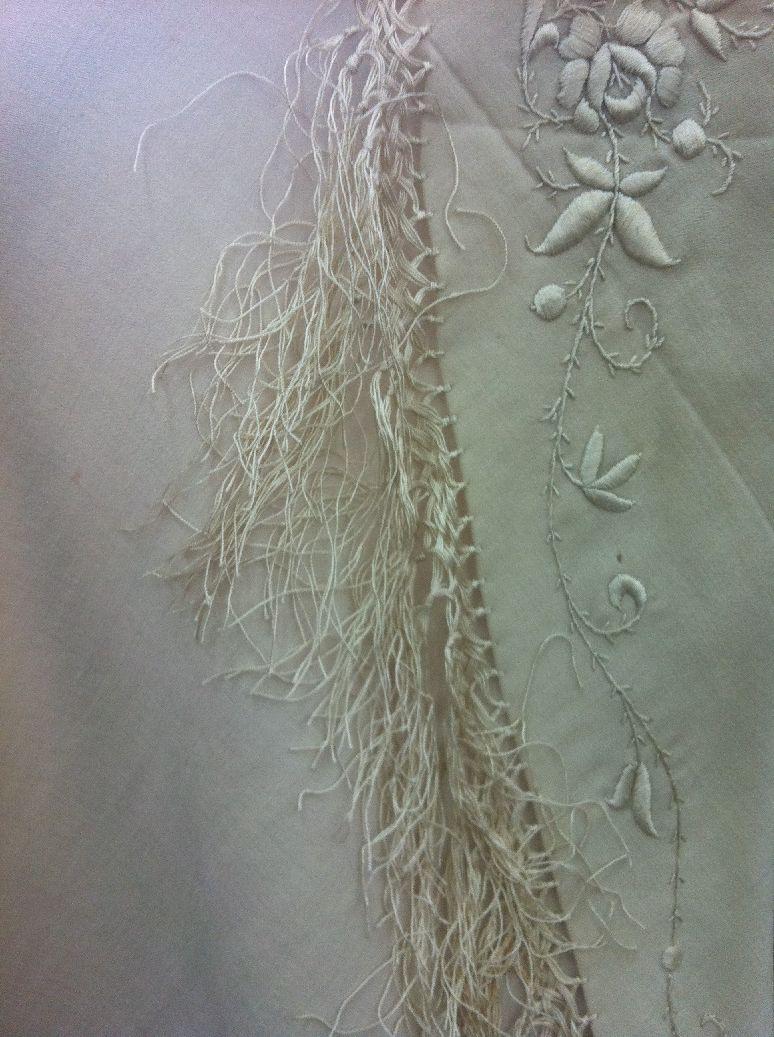 вышивка на платках