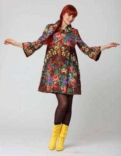 платье из купонной ткани фасоны картинки