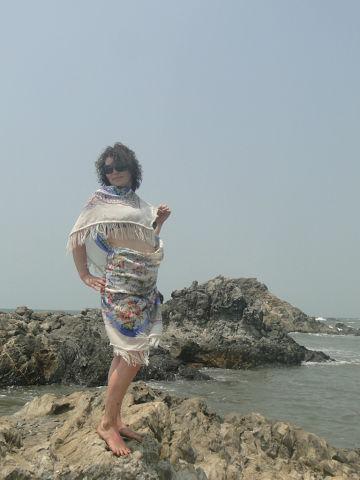 Эротика на пляже гоа