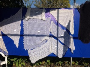 конкурсные ажурные платки