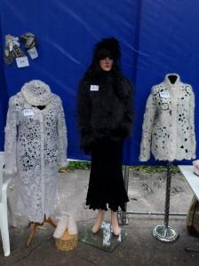 пальто из урюпинского козьего пуха