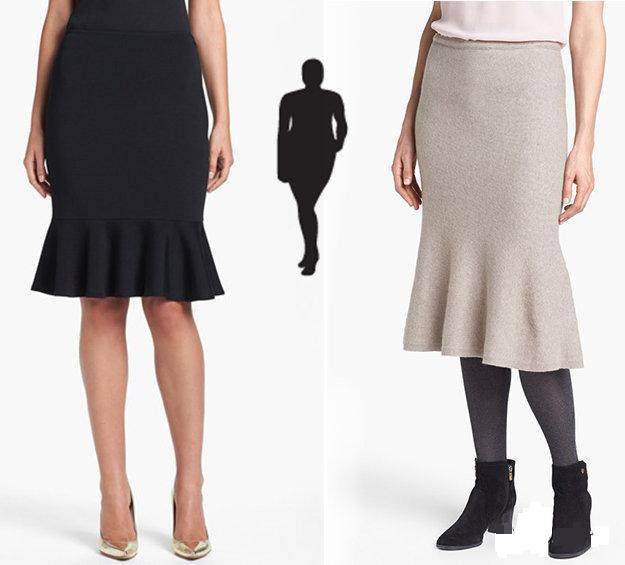 Посмотреть юбки