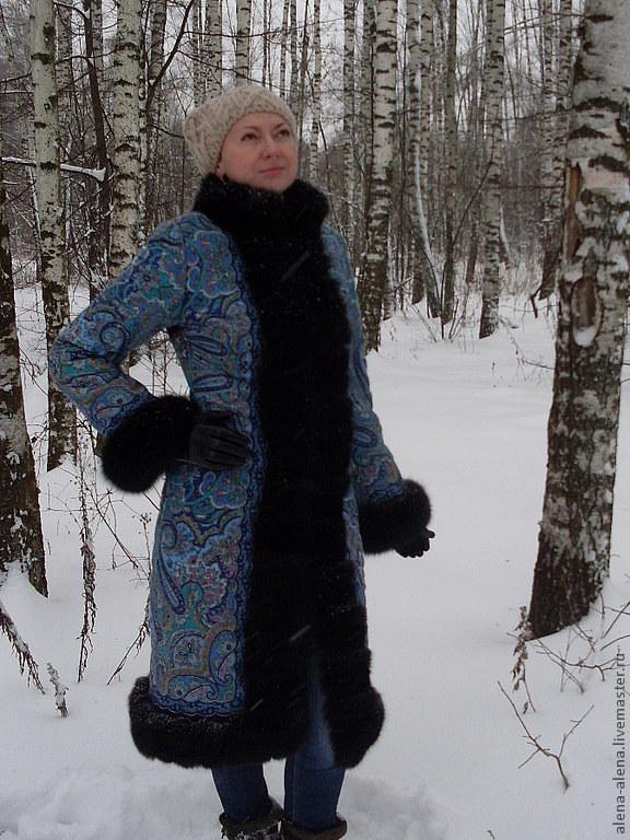 Российские знаменитости в зимней одежде — photo 1