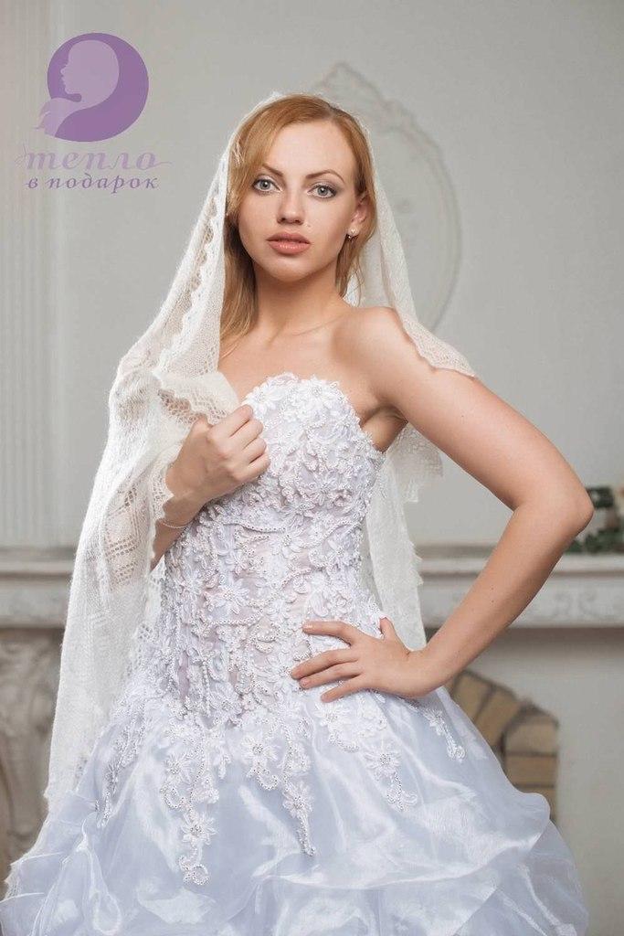 свадебное болеро из ткани