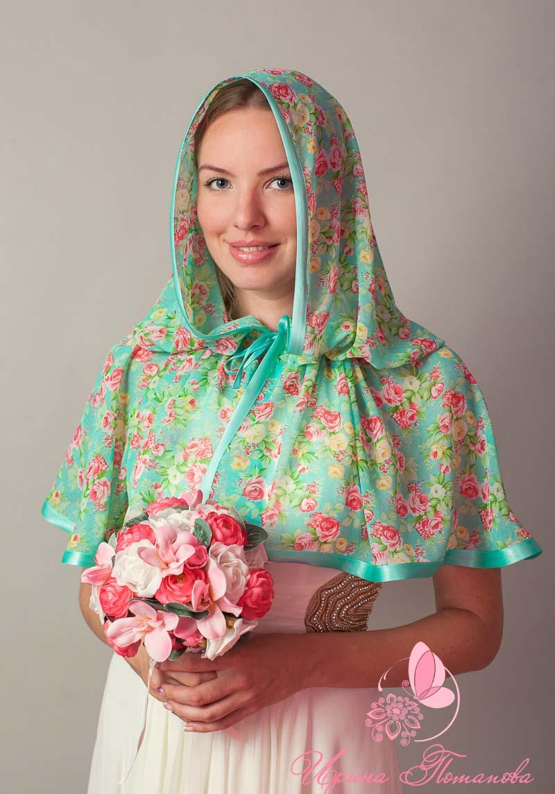 платок в храм фото